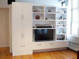 Living Room Cabinets Built In Tv Cabinet Designs For Small Bedroom Brown Wooden Cabinet Living