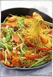 vegan singapore noodles it doesn t