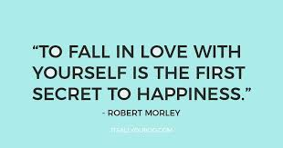 Fall In Love With Yourself Quotes Adorable 48 Inspiring SelfLove Quotes Love Yaself Pinterest Happiness