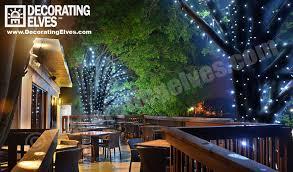 deck lighting tree wrap lighting decoratingelves com