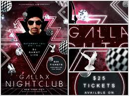 nightclub flyers nightclub flyer gallax nightclub flyer template flyerheroes planet
