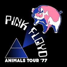 Resultado de imagen de gira de animals de pink floyd 1977