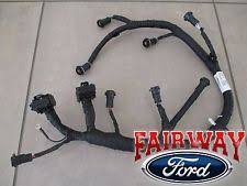 fuel injector wiring harness 05 thru 07 super duty f250 f350 f450 oem ford fuel injector wiring harness 6 0l