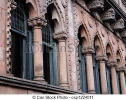 architectural detail photography. Gothic Arches - Csp1224011 Architectural Detail Photography