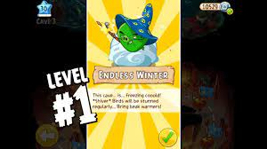 Angry Birds Epic Cave 4 Cure Cavern Level 1 Walkthrough - YouTube