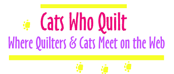 Cats (and People) Who Quilt & Cats Who Quilt -- Where Quilters and Cats Meet on the Web Adamdwight.com