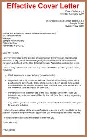 Sample Of A Job Application Cover Letter 30 Cover Letter Sample For Job Application Career Influencers
