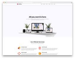 96 Free Html Website Templates 2019 Colorlib