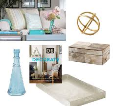 Decorating With Trays On Coffee Tables How To Decorate A Coffee Table at Home and Interior Design Ideas 41