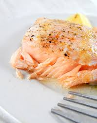 cooked salmon fillet. Interesting Salmon Baked Salmon With Cooked Fillet