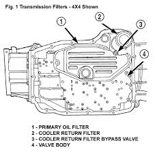 jeep grand cherokee wk technical service bulletins filter location