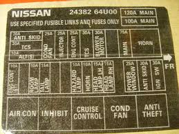1999 nissan maxima fuse box diagram vehiclepad 2001 nissan 1996 nissan altima gxe fuse box diagram nissan schematic my