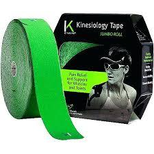 Kt Tape Walmart Kt Tape Original Cut Strip Cotton Jumbo Kt Tape Pro