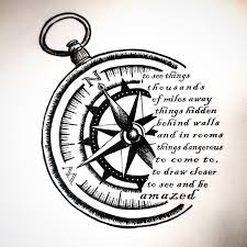 Compass Quotes Extraordinary Compass Quotes QuotesGram Tattoo Pinterest Compass Tattoo