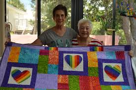 Quilting to cope; Residents build on quilting bond to benefit ... & Neighbors Orlando Quilts Adamdwight.com