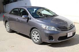 2011 Toyota Corolla XLi available for sale at CertCars for 11.75 lacs