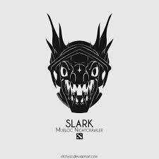 logo murloc nightcrawler slark dota 2 by ritchyzz on deviantart
