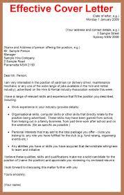 Resume Letter Example Roddyschrock Com