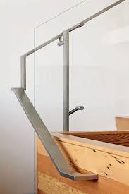 Glass Handrail System Elegant Iron Studios Custom Ornamental