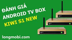 Android Tv Box Kiwi S1 NEW 2019 - Siêu phẩm giá rẻ