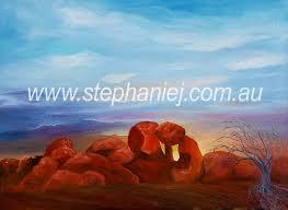 australian landscapes stephanie jakovac artist based in albury australia