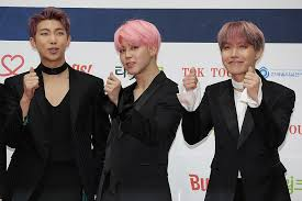 Bts Gaon Chart Kpop Awards 2017 Bts Charm On The Red Carpet At 2017 Gaon Awards Photos