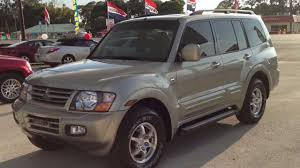2002 Mitsubishi Montero Sport Limited 4X4 - View our current ...