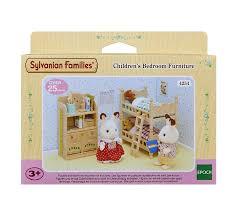 Sylvanian Families Bedroom Furniture Set Sylvanian Families Childrens Bedroom Furniture Set Sylvanian