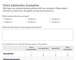 Real Estate Survey Questions Sample Template Emailmeform