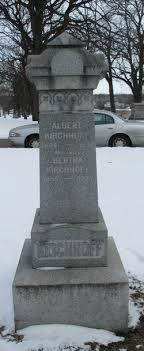 Albert Kirchhoff (1844-1931) - Find A Grave Memorial