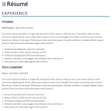 Resume Styles best 100 good resume format ideas on pinterest good cv format best 95