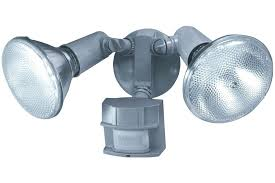 motion sensing outdoor light heath zenith gr c degree motion sensing twin flood for outdoor light