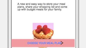 Food Budget App Money For Budget Food App A Technology Crowdfunding Project In