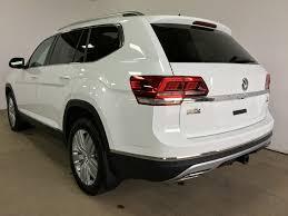2018 volkswagen atlas white. white[pure white] 2018 volkswagen atlas execline 4motion 4wd *360 cam with parkpilot white
