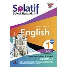 Soal bahasa inggris kelas 5 hobby. Download Buku Solatif Bahasa Inggris Kelas 7 Revisi Sekolah