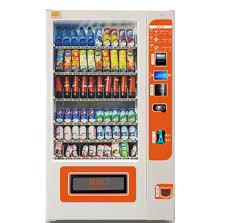 Just Fries Vending Machine Simple Automatic Vending Machine Fried French Fries Vending Machine For