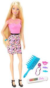 Barbie Hairstyles 14 Wonderful Barbie Rainbow Hair Doll