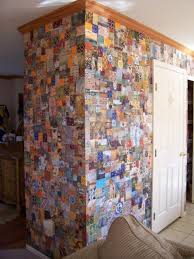 Unique Wall Coverings Wall Covering Ideas Cool Basement Wall Basement Walls Painting