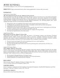 Security Resume Sample Security Guard Resume Sample Genius Picturesque Examples 13