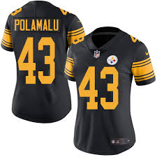 2016 Jersey Steelers Football Jerseys Blackout Discount Nfl Cheap Jerseys
