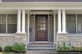 amazing of clear glass front door with entry doors with glass full light entry door with