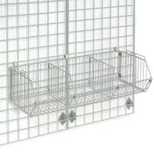 wall mounted wire shelving. Wall Mounted Wire Shelving M