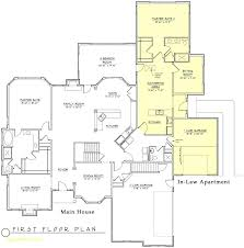 house plans with in law suite awesome house plans with law suite home design elegant floor