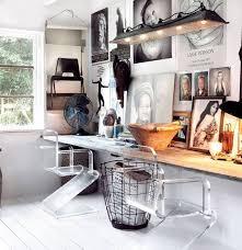 cool home office ideas retro. Vintage Modern Home Office Design Ideas Cool Retro U
