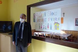 Il sindaco in visita alla Casa dell'Angelo Opera Don Guanella a Borzoli |  Comune di Genova