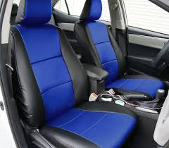 s leather custom fit front seat covers