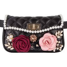 Designer Belt Bag Uk Xhorizon Ll1 Womens Elegant Fanny Pack Cute Leather Belt Purse Retro Waist Cell Phone Bag Trendy Designer Belt Bag Stylish Travel Waist Pack