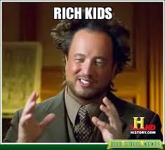 Rich kid master race. | IGN Boards via Relatably.com