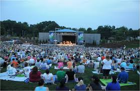 White Oak Amphitheater Greensboro Nc Seating Chart Greensboros White Oak Amphitheatre Next To The Greensboro