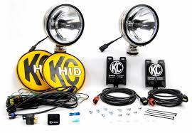 Kc Driving Lights Vs Fog Lights Kc Hilites Hid Daylighter Driving Light Kit